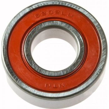 Motorradteil: ROLLER BEARING 6202 2RS C3 rear left-Derbi Senda 125 Cross City, Terra, Terra Ad Detailbild